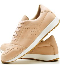 tênis sapatênis casual fashion dubuy 1102-1103el rosa