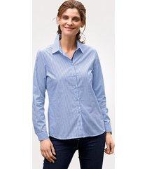 blouse mona blauw