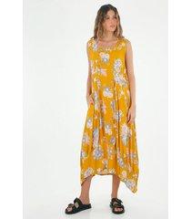 vestido  para mujer topmark, medio con estampado