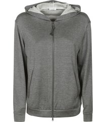 brunello cucinelli zip hoodie