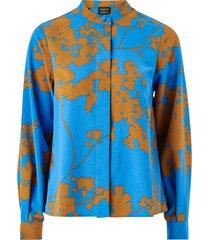 blus slfjade-kathy ls aop shirt