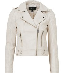 bikerjacka vmkerriultra short coated jacket col