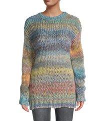 sinclair multicolor sweater