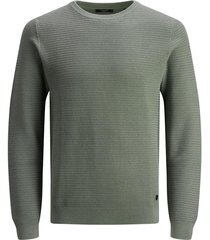 jack & jones 12187290 blastone trui new sage -