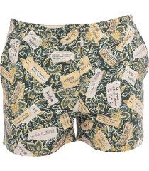 kappa swim trunks