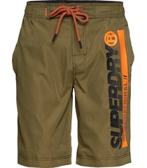 superdry boardshort surfshorts grön superdry