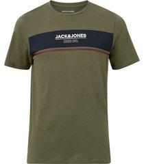 t-shirt jjshaker tee ss crew neck