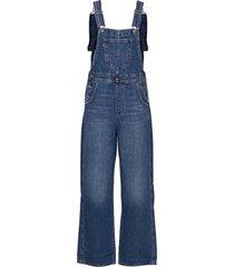 loose overall little blue jumpsuit blå levi´s women