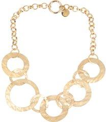 gold case necklaces