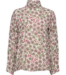 day fiore blouse lange mouwen roze day birger et mikkelsen