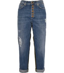 jeans modello koons