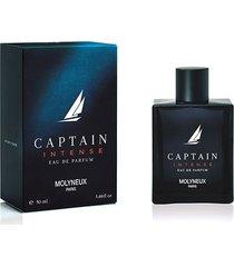 perfume captain intense masculino molyneux edp 50ml