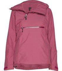 stranda ins hybrid w anorak outerwear sport jackets roze bergans