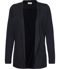 jacket knit fabrics stickad tröja cardigan blå gerry weber