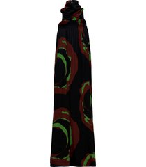 rodebjer domenga jurk knielengte multi/patroon rodebjer
