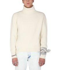 alexander mcqueen turtleneck sweater