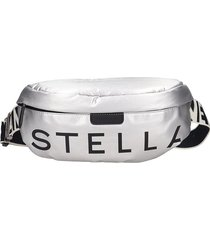 stella mccartney falabella waist bag in black tech/synthetic