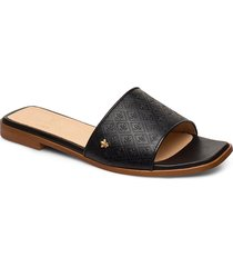 lacee sandal shoes summer shoes flat sandals svart morris lady