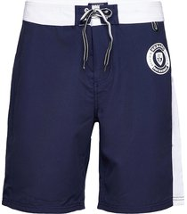 docksides board shorts shorts casual blå sebago