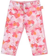 pantalón rosa cante pido flamencos
