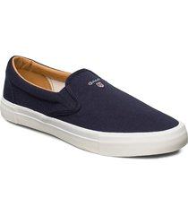 sundale slip-on shoes sneakers blå gant