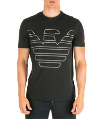 emporio armani palazzo t-shirt