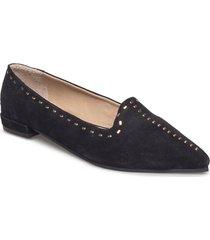 zola loafer ballerinaskor ballerinas svart shoe the bear