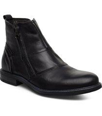 2150 shoes chelsea boots svart playboy footwear