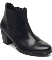 ankle boot shoes chelsea boots svart gabor