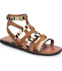 stb-tao gladiator shoes summer shoes flat sandals brun shoe the bear