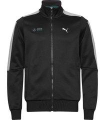 mapm t7 track jacket sweat-shirt trui zwart puma