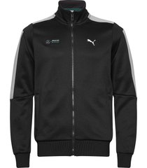 mapm t7 track jacket sweat-shirt trui zwart puma
