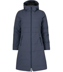 dunkappa long down jacket
