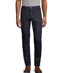delaware rinse slim-fit jeans