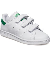 stan smith cf låga sneakers vit adidas originals