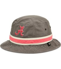 '47 brand alabama crimson tide boathouse bucket hat