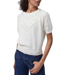 french connection karla knit sweater top