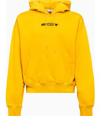 off-white hand painters sweatshirt ombb037e20fle001