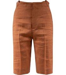 jacquemus gardian shorts