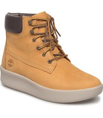 berlin park 6 inch shoes boots ankle boots ankle boot - flat gul timberland