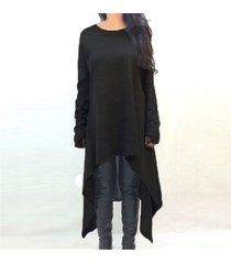sweater dress plus size s-3xl vestidos autumn winter women casual dress