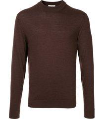 cerruti 1881 lightweight sweater - red