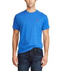 camiseta azul-rojo polo ralph lauren ssl ths