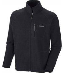 columbia vest women fast trek ii jacket black-s