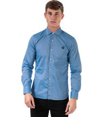 mens fancy cotton fitted shirt