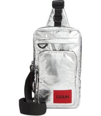 hugo men's kombinat single-strap backpack