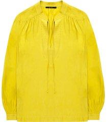 10 feet blouse 860052 geel