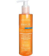 sabonete líquido detox vitamina c 220ml - payot único