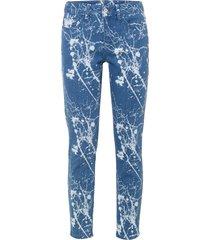 jeans skinny in cotone biologico (blu) - rainbow