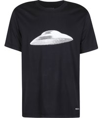 ps by paul smith black cotton t-shirt